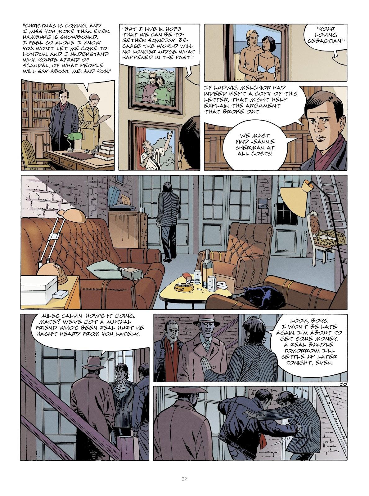 Read online Sherman comic -  Issue #7 - 32