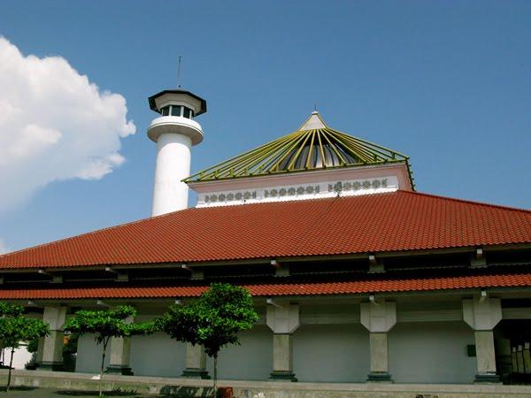 Rindu Masjid Masjid Sunan Ampel  Surabaya