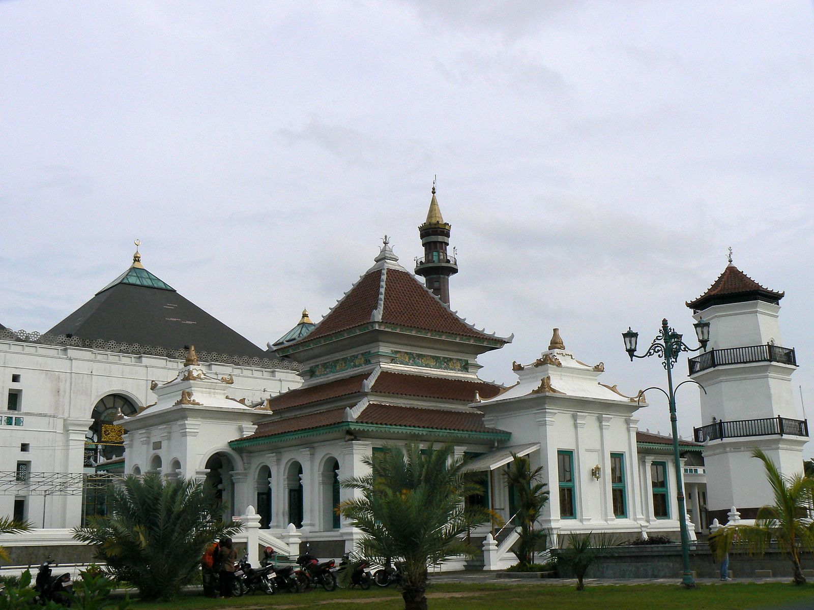 Masjid Agung Palembang Resmi Berganti Nama Good News From Indonesia