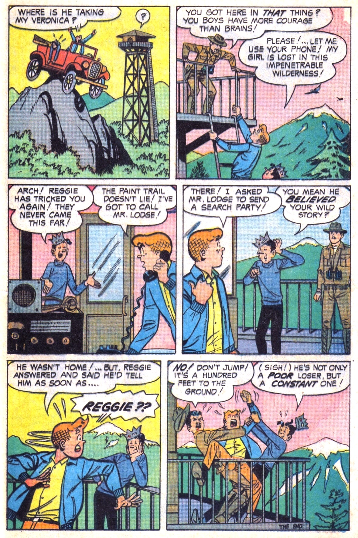 Read online Archie (1960) comic -  Issue #179 - 33