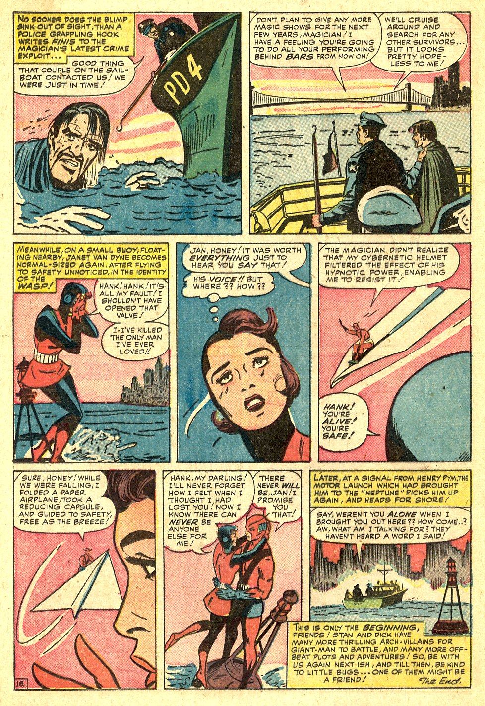 Tales to Astonish (1959) issue 56 - Page 24