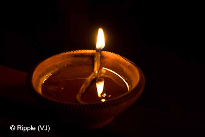 Posted by Ripple (VJ) : Diwali Celebrations 2008 (Indian Festivals of Lights): Everywhere, Diwali signifies the renewal of life and is an occasion for much celebration.