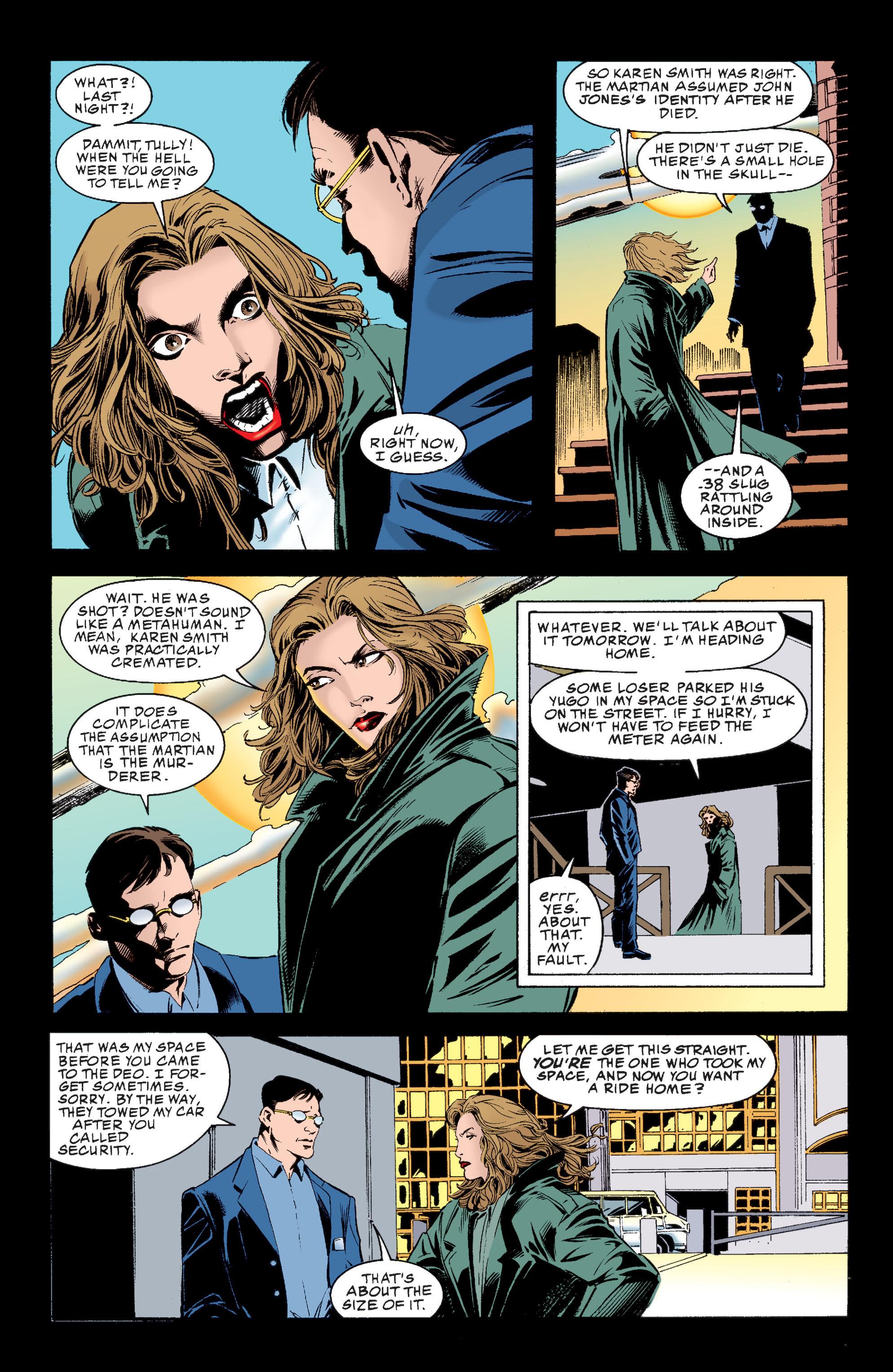 Read online Martian Manhunter: Son of Mars comic -  Issue # TPB - 136