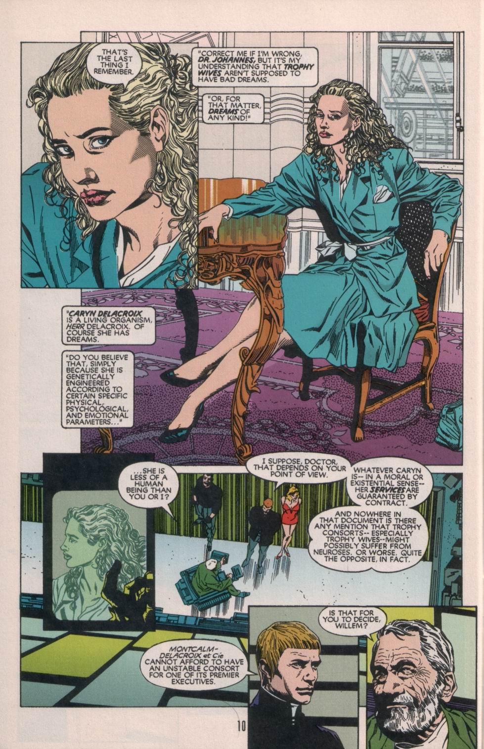 Read online Aliens/Predator: The Deadliest of the Species comic -  Issue #1 - 11
