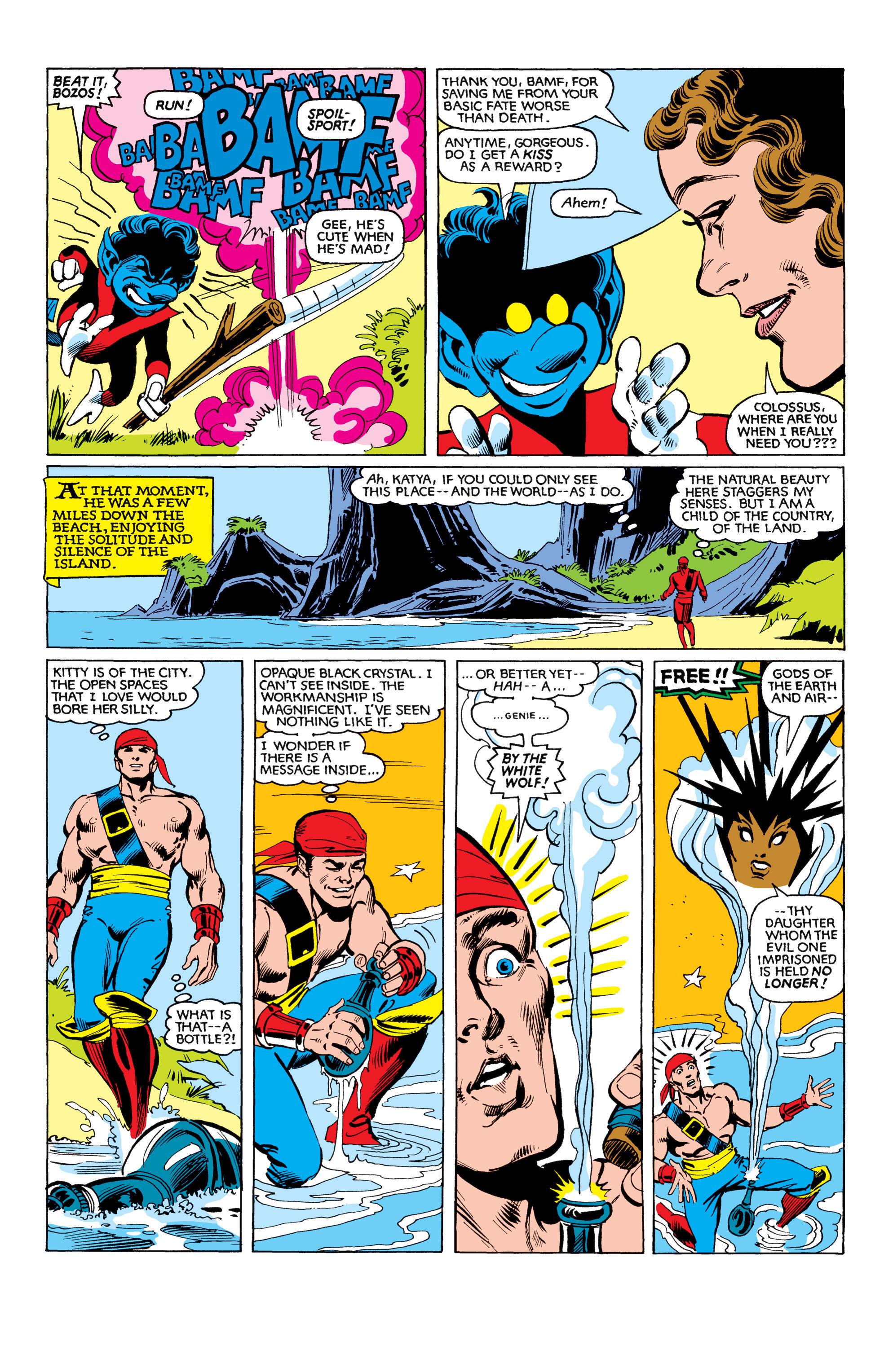 Read online Uncanny X-Men (1963) comic -  Issue #153 - 14