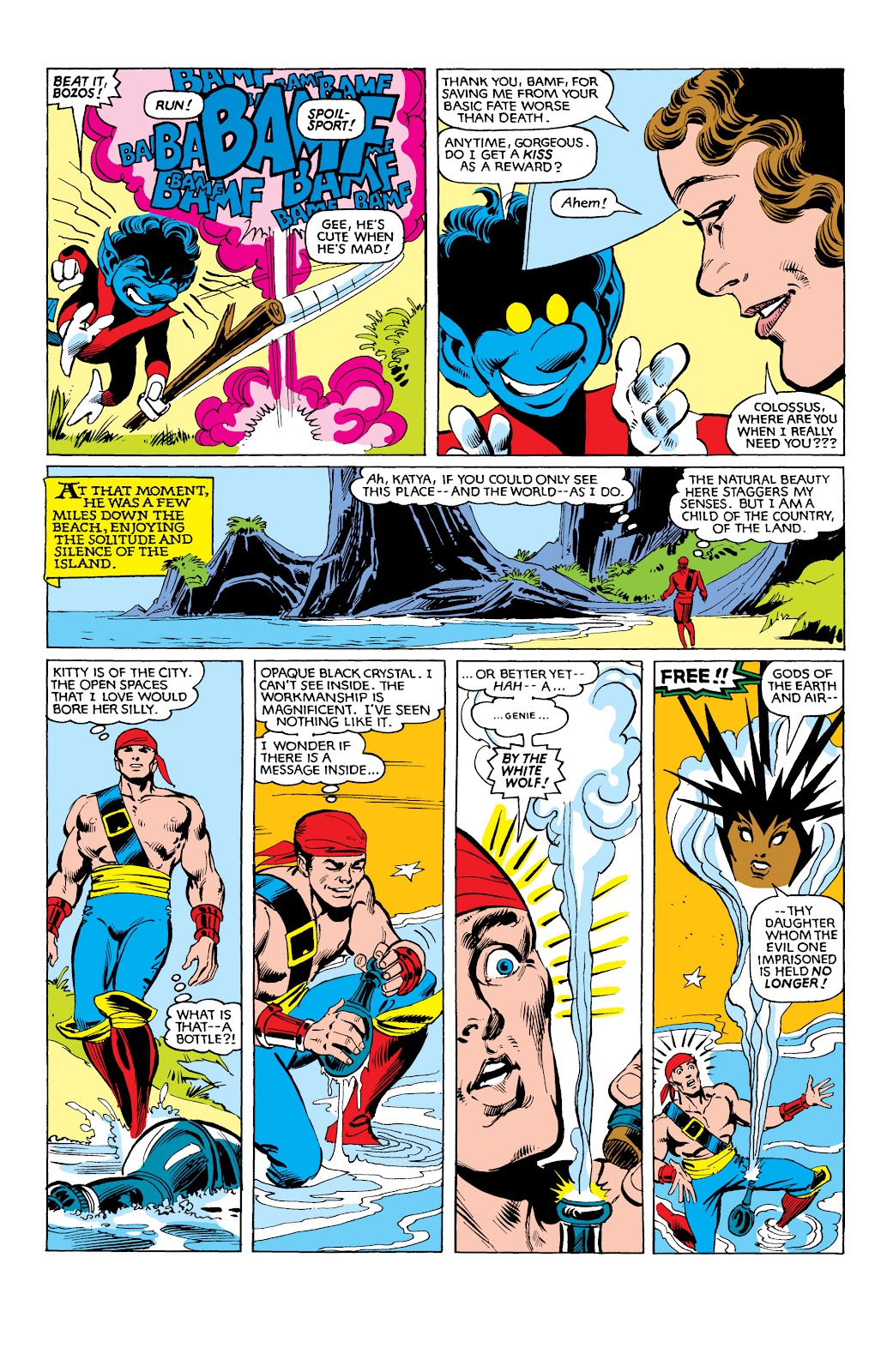 Uncanny X-Men (1963) issue 153 - Page 14