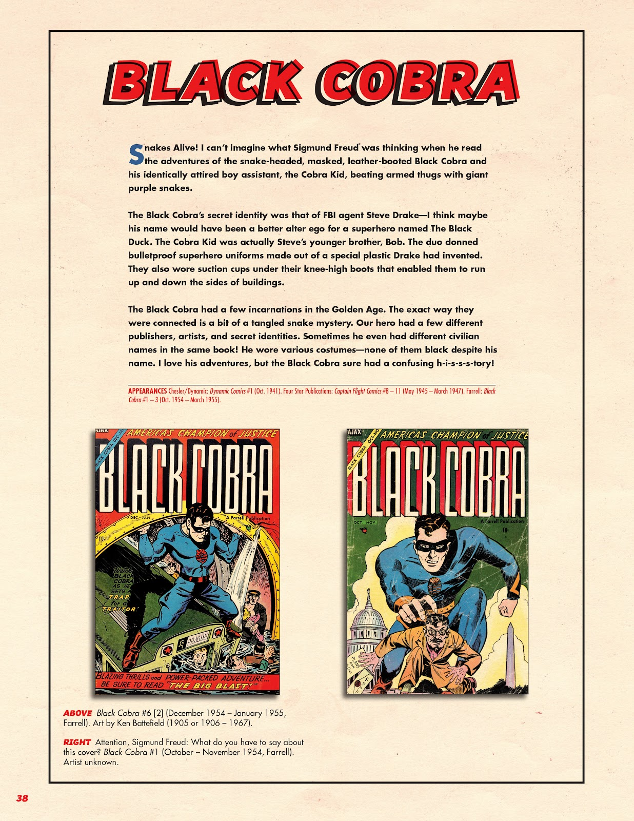 Read online Super Weird Heroes comic -  Issue # TPB 1 (Part 1) - 37