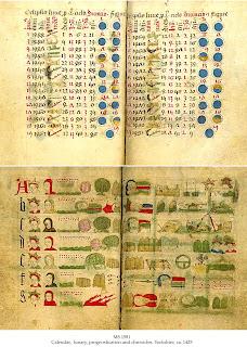Calendário Medieval