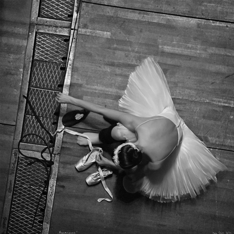 Bianco E Nero Belle Immagini Per: Pek Güzel Şeyler: Balerinler