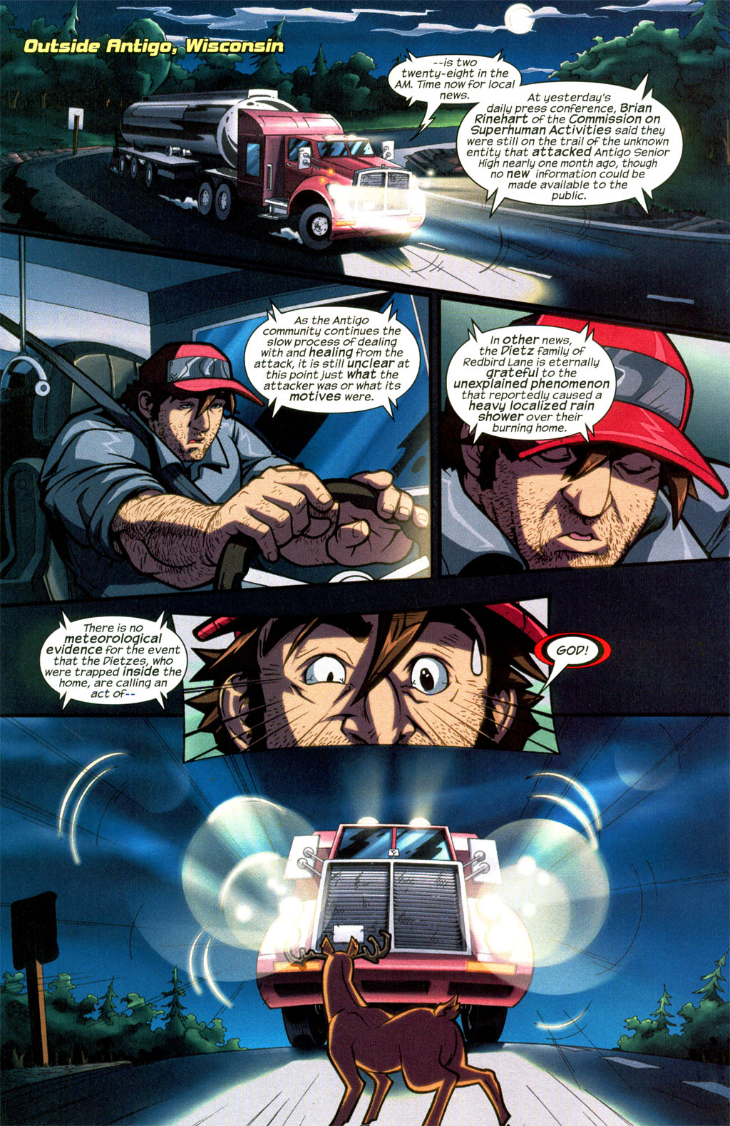 Read online Sentinel comic -  Issue #7 - 3