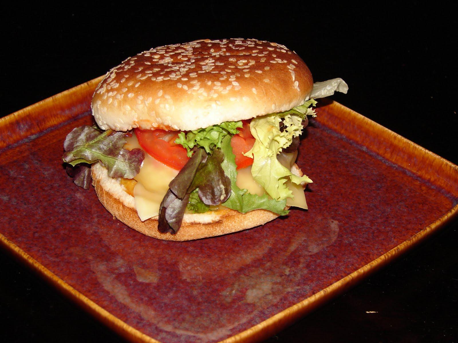 Resultado de imagen de Cangreburger hamburguesa