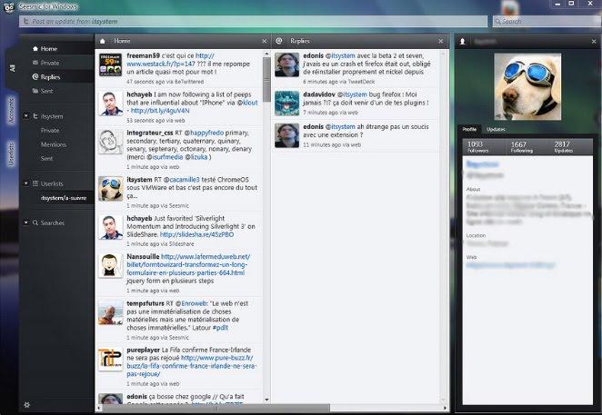 5 Best Desktop Twitter Tools Beyond TweetDeck ~ Geeky Tech Stuff