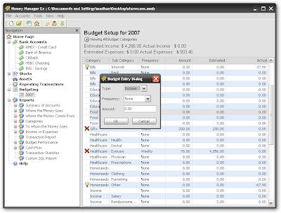 Money Manager Ex – free, cross – platform, personal finance software