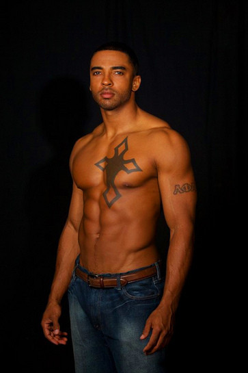 Consider, that christian keyes in the nude