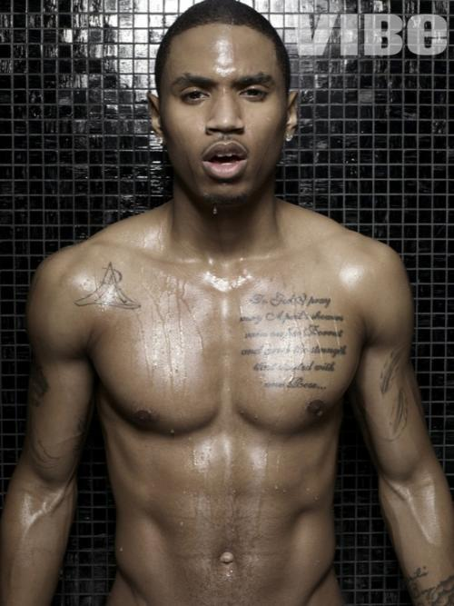 Does trey songz have a big dick