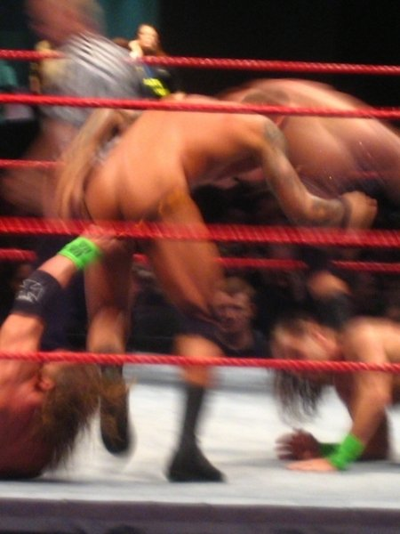 Randy Orton Butt Naked 29