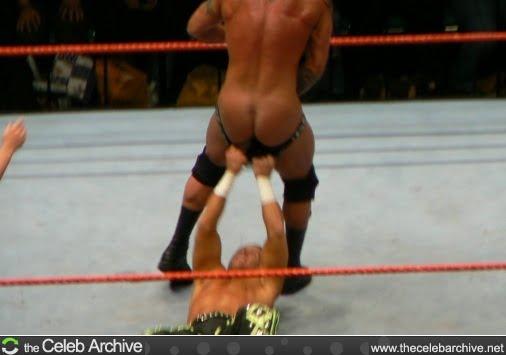 Randy Orton Butt Naked 101