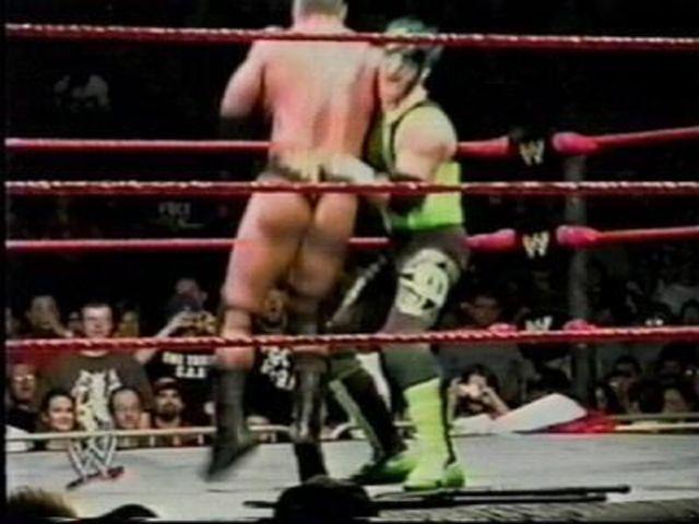 Randy Orton Butt Naked 77