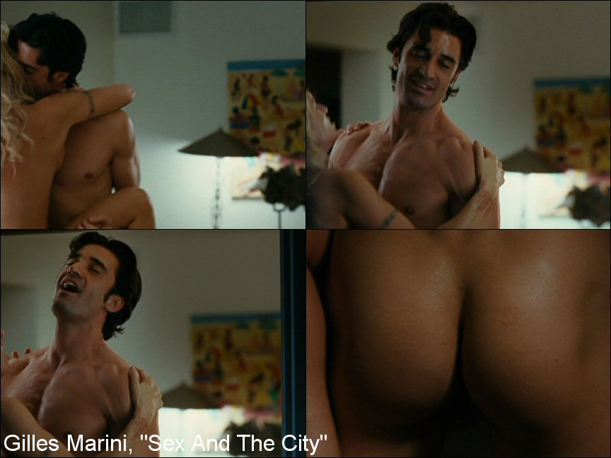 Sex and the city 2 nude scenes