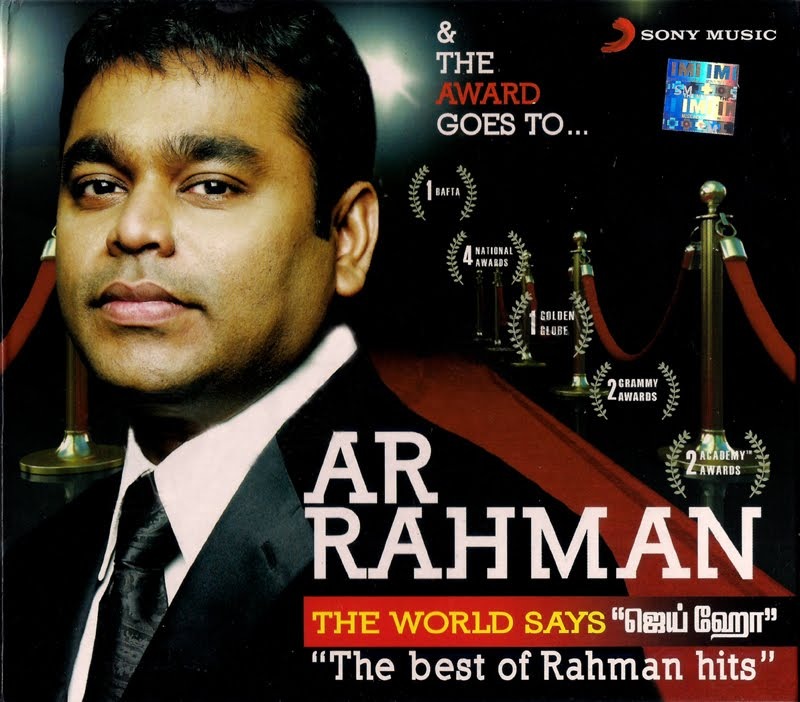 And The Award Goes To A.R.Rahman Album Downloads