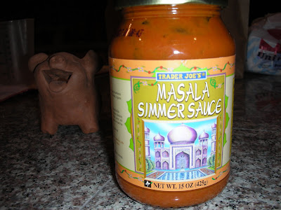 Trader Joe's Masala Simmer Sauce review