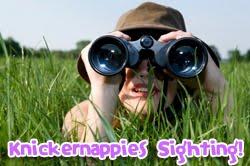 Knickernappies: Knickernappies Sightings! Cloth Diaper