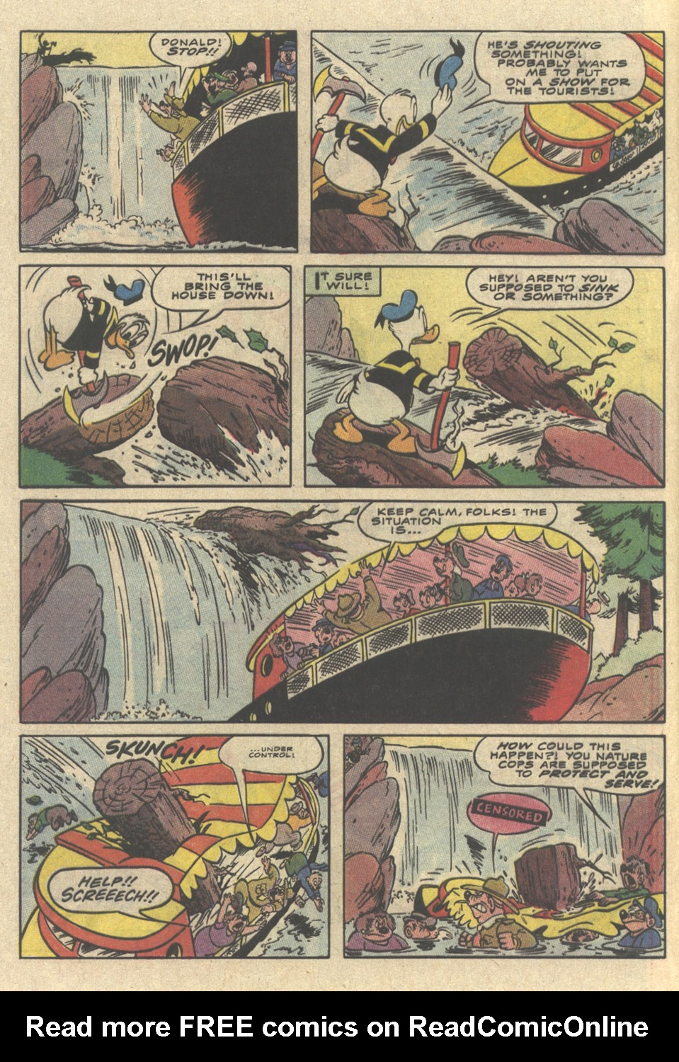Walt Disney's Donald Duck (1986) issue 273 - Page 8