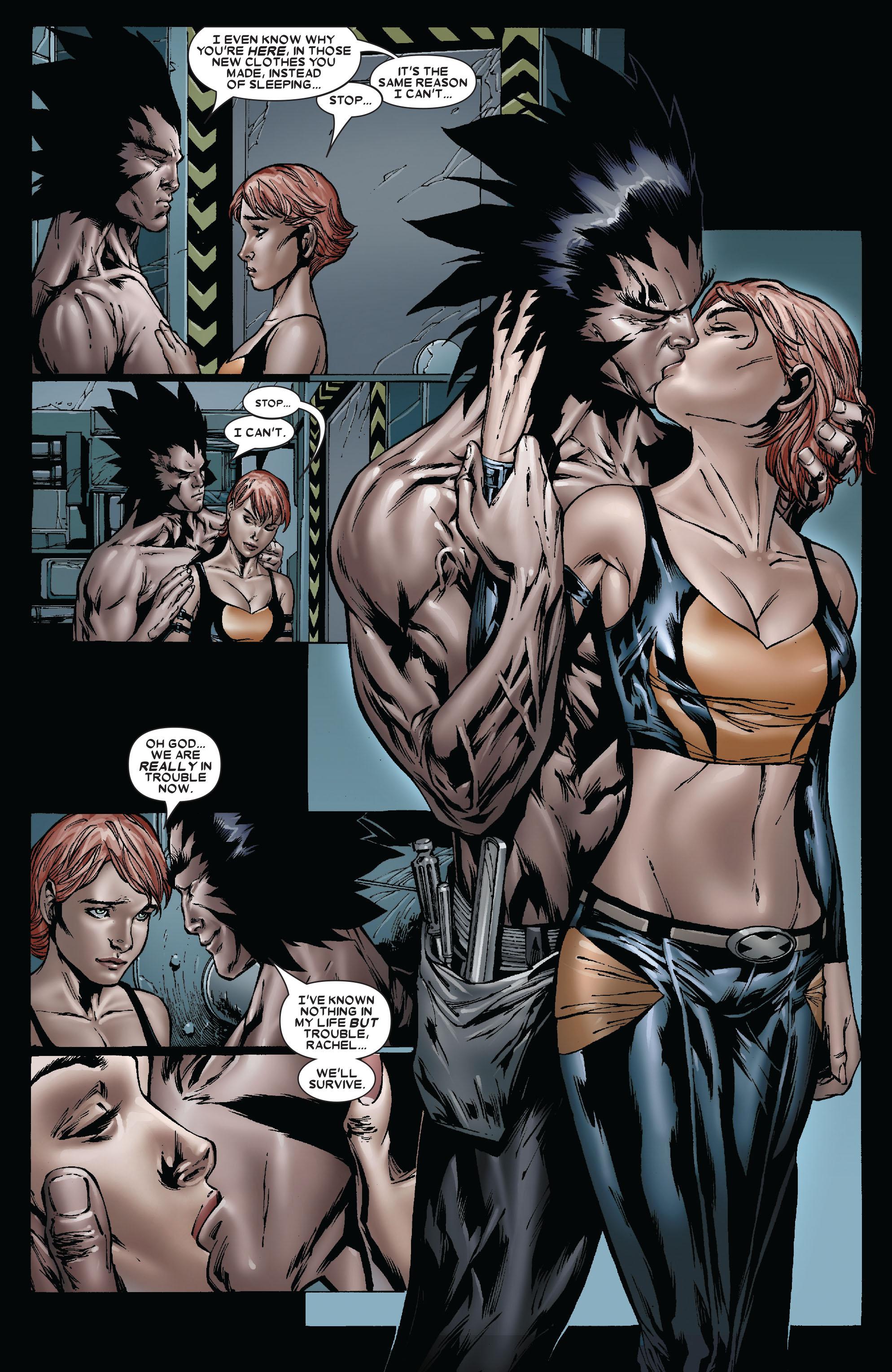 Read online Uncanny X-Men (1963) comic -  Issue #481 - 19
