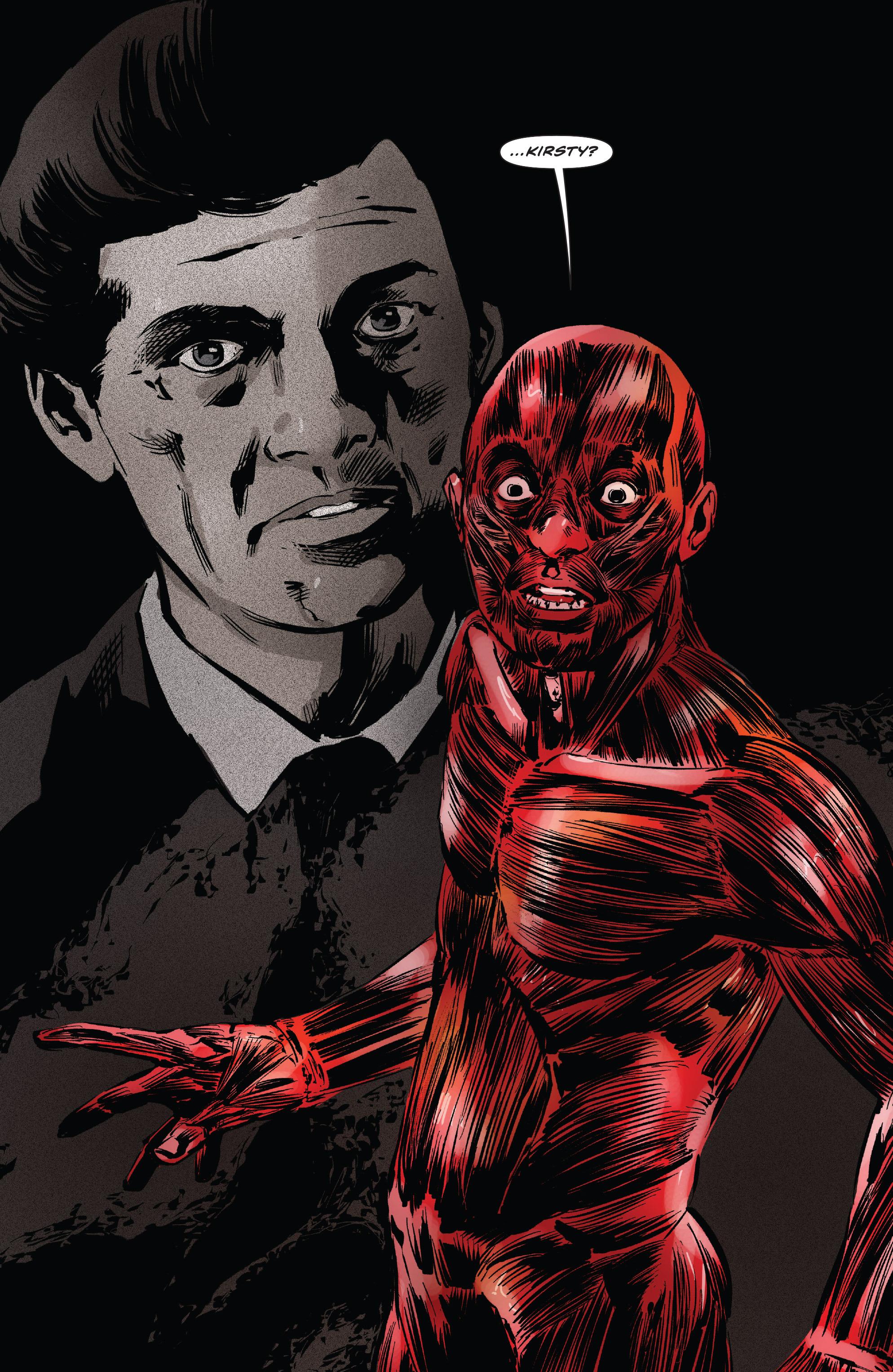 Read online Clive Barker's Hellraiser: The Dark Watch comic -  Issue # TPB 3 - 59