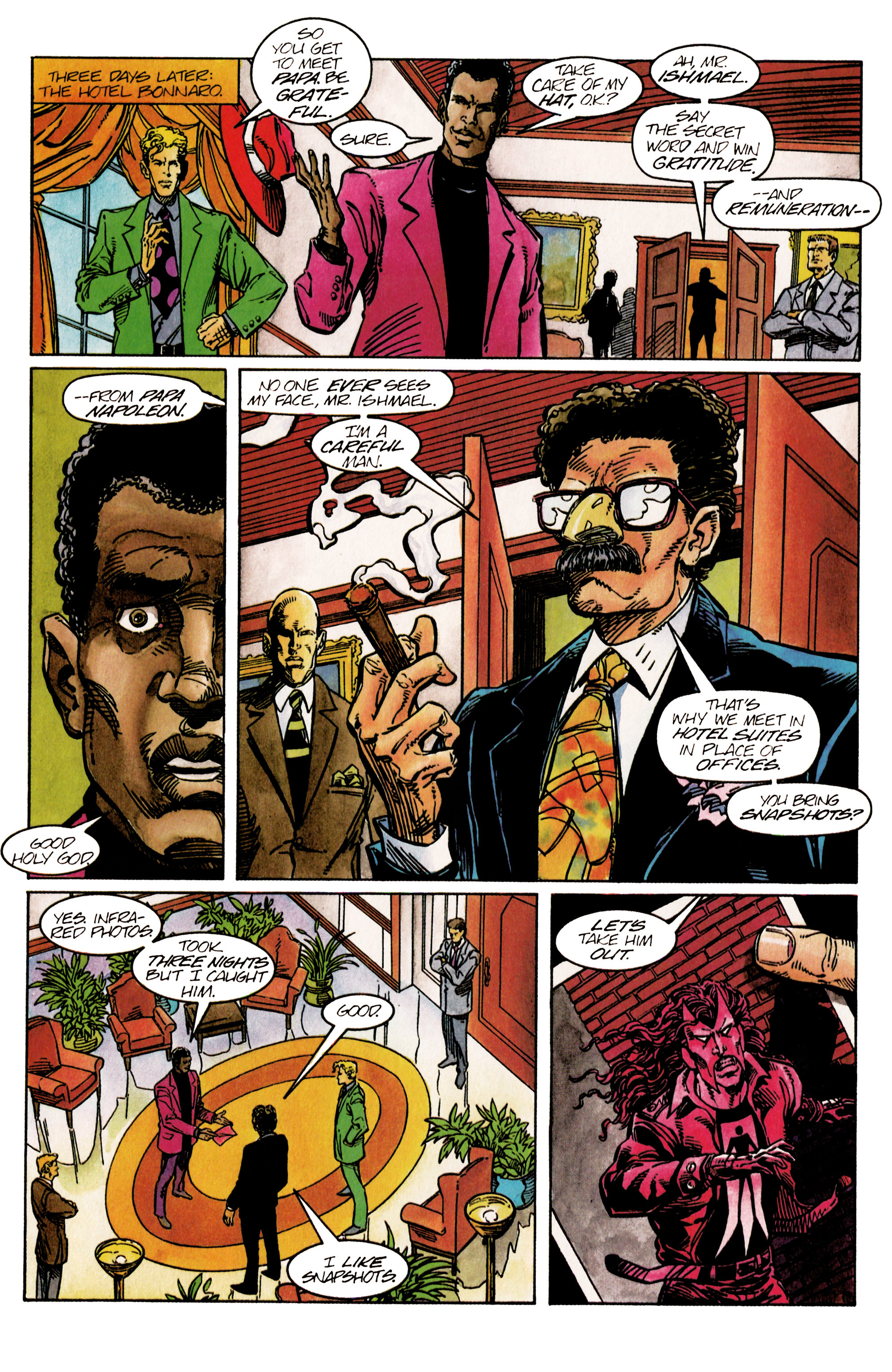 Read online Shadowman (1992) comic -  Issue #26 - 12