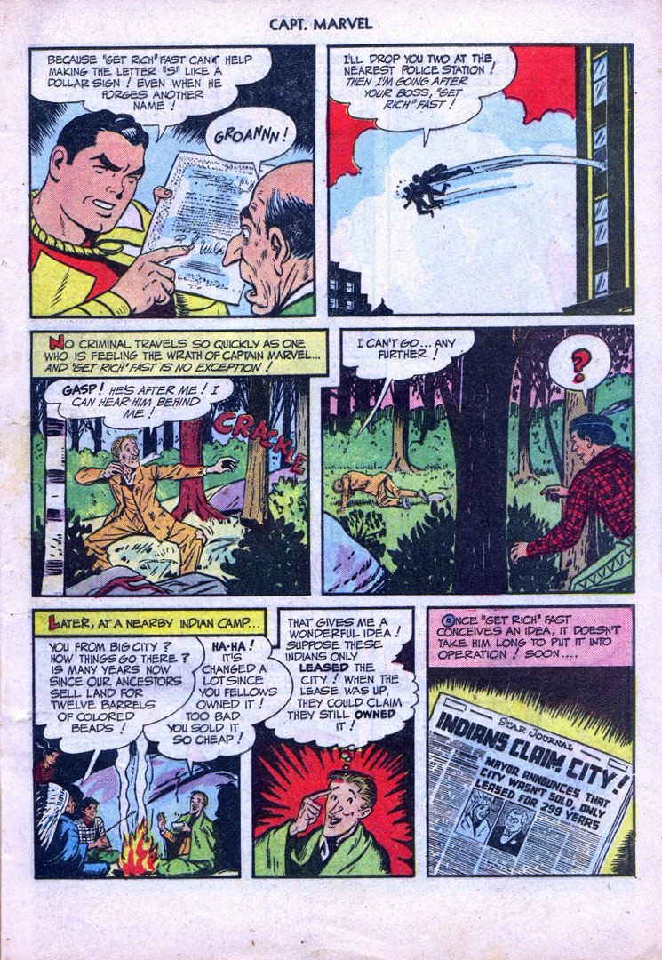 Captain Marvel Adventures issue 87 - Page 16