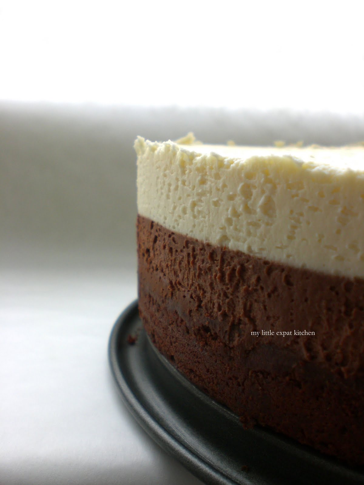America S Test Kitchen Triple Mousse Cake