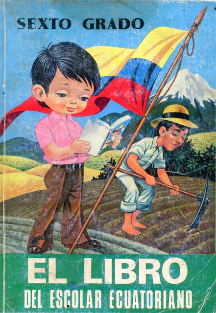Resultado de imagen para escolar ecuatoriano libro