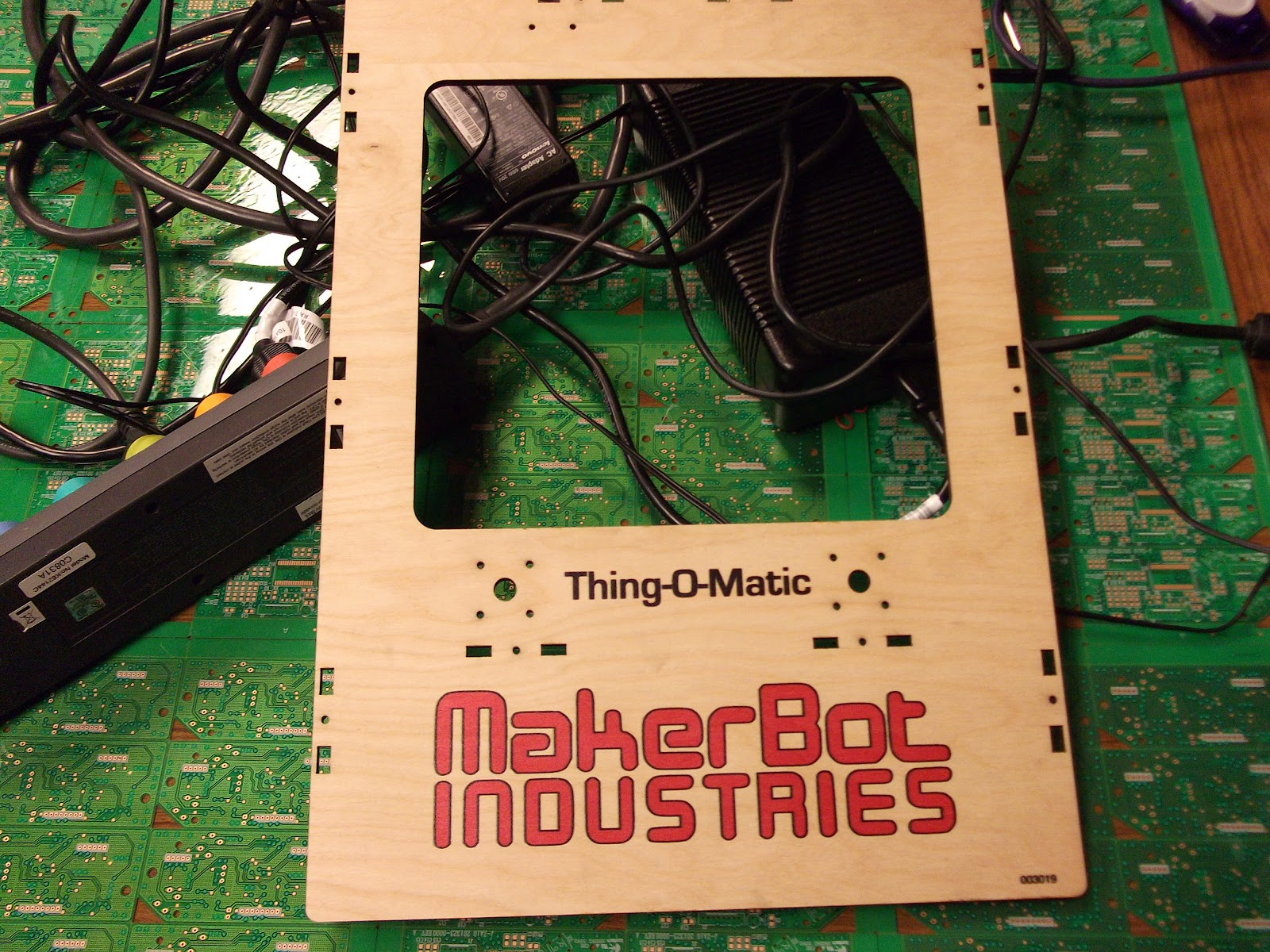 Thing-o-matic stepper | search results | the smell of molten.