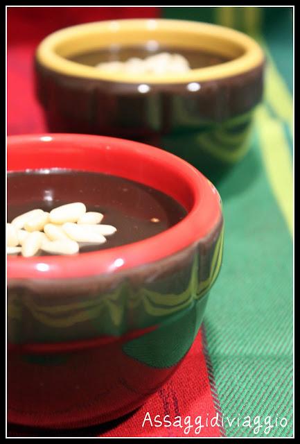 Sanguinaccio di cioccolato