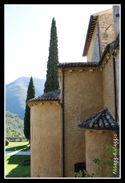 Abbazia di San Pietro in Valle-Valnerina