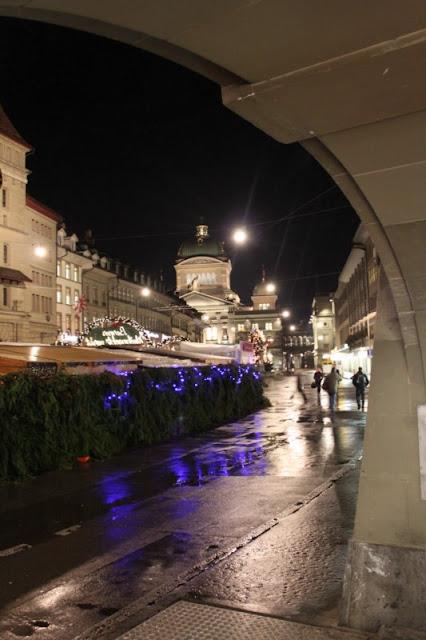 Berna di sera