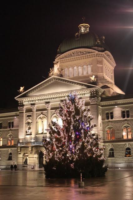 Albero di Natale a Berna