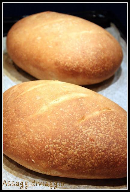 Pane morbido con lo strutto di ntonino Esposito