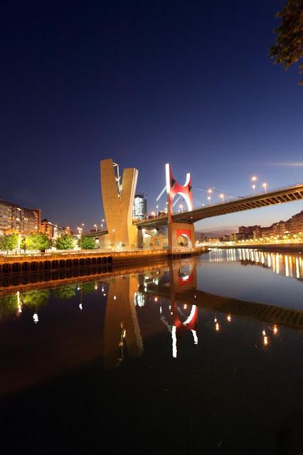 Puente de la Salve-Bilbao