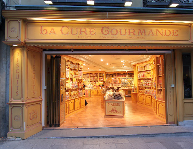 La cure gourmande-Madrid