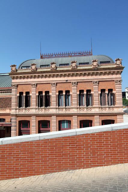 Stazione Atocha-Madrid