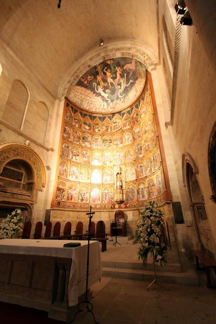 Catedrale vieja-Salamanca