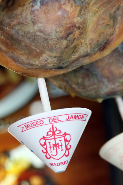 Museo del jamon-Madrid