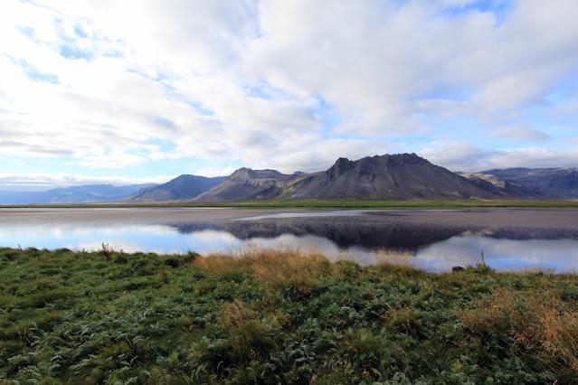 Paesaggio lungo la penisola dello Snaefellsnes