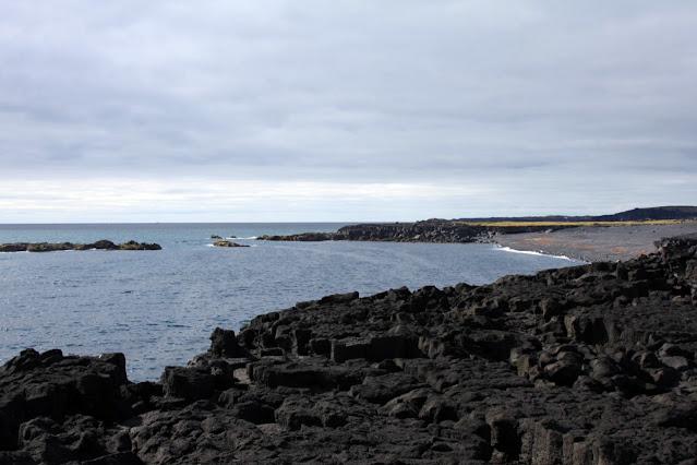 Spiaggia vicino al faro di Malariff