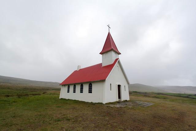 Chiesa di Breidavik