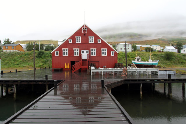 Siglufjordur-Museo dell'aringa