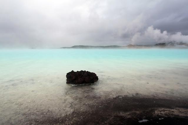 Laguna blue di Myvatn