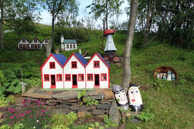 Museo di pietre e minerali-Stodvarfjordur